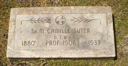 SUTER, SISTER M. CAMILLE - Craighead County, Arkansas   SISTER M. CAMILLE SUTER - Arkansas Gravestone Photos