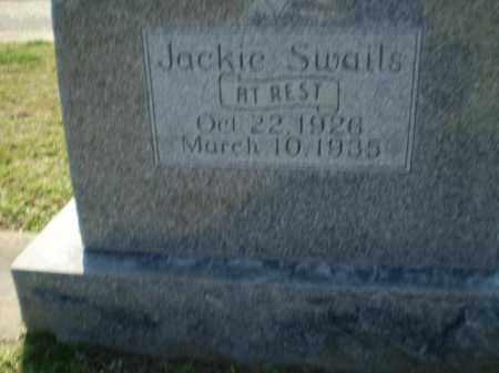 SWAILS, JACKIE - Craighead County, Arkansas | JACKIE SWAILS - Arkansas Gravestone Photos