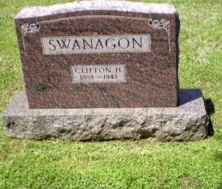 SWANAGON, CLIFTON H - Craighead County, Arkansas   CLIFTON H SWANAGON - Arkansas Gravestone Photos