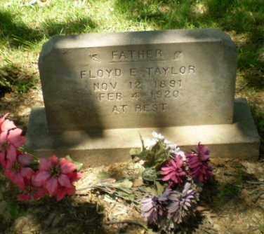 TAYLOR, FLOYD E. - Craighead County, Arkansas | FLOYD E. TAYLOR - Arkansas Gravestone Photos