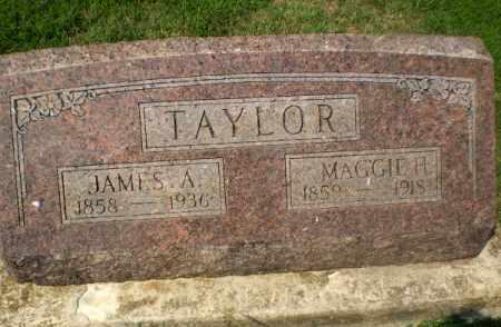 TAYLOR, MAGGIE H - Craighead County, Arkansas | MAGGIE H TAYLOR - Arkansas Gravestone Photos
