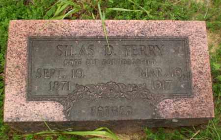 TERRY, SILAS D - Craighead County, Arkansas   SILAS D TERRY - Arkansas Gravestone Photos