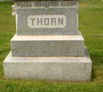 THORN FAMILY, MONUMENT - Craighead County, Arkansas   MONUMENT THORN FAMILY - Arkansas Gravestone Photos