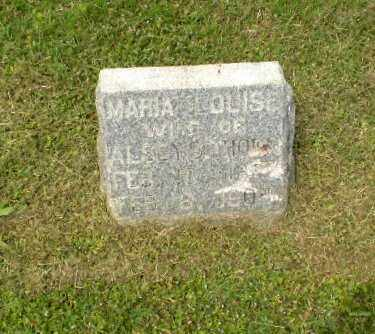 THORN, MARIA LOUISE - Craighead County, Arkansas | MARIA LOUISE THORN - Arkansas Gravestone Photos