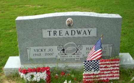 TREADWAY, VICKY JO - Craighead County, Arkansas | VICKY JO TREADWAY - Arkansas Gravestone Photos