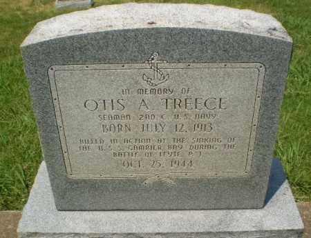 TREECE  (VETERAN WWII, KIA), OTIS A - Craighead County, Arkansas | OTIS A TREECE  (VETERAN WWII, KIA) - Arkansas Gravestone Photos