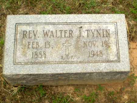 TYNIN, REV, WALTER J - Craighead County, Arkansas | WALTER J TYNIN, REV - Arkansas Gravestone Photos
