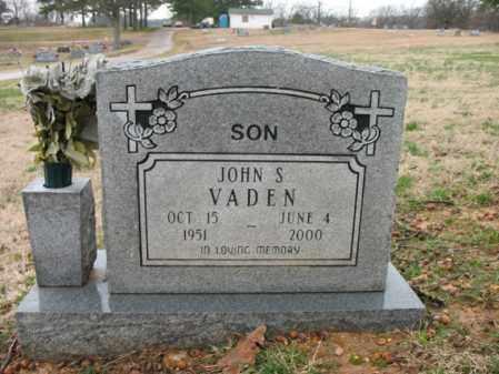 VADEN, JOHN S - Craighead County, Arkansas | JOHN S VADEN - Arkansas Gravestone Photos