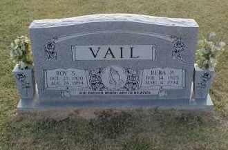 VAIL, ROY SCOTT - Craighead County, Arkansas   ROY SCOTT VAIL - Arkansas Gravestone Photos