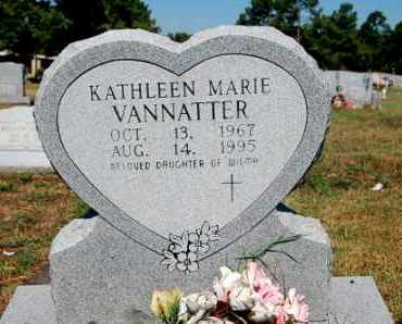 VANNATTER, KATHLEEN MARIE - Craighead County, Arkansas   KATHLEEN MARIE VANNATTER - Arkansas Gravestone Photos