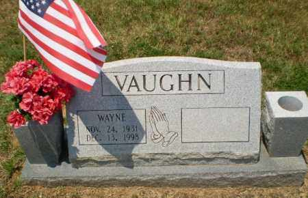 VAUGHN, WAYNE - Craighead County, Arkansas | WAYNE VAUGHN - Arkansas Gravestone Photos