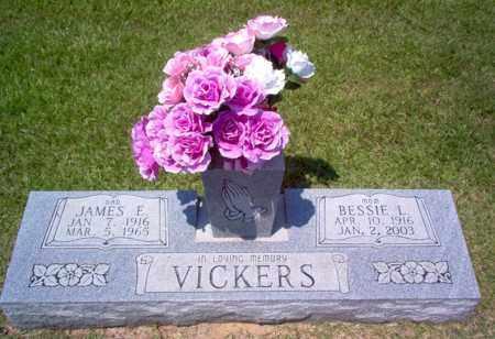 VICKERS, JAMES E - Craighead County, Arkansas   JAMES E VICKERS - Arkansas Gravestone Photos