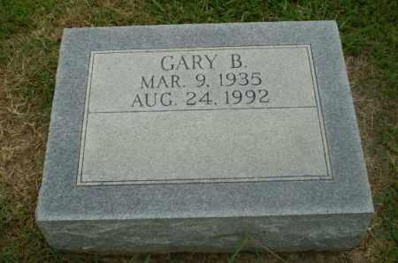 VOWELS, GARY B - Craighead County, Arkansas | GARY B VOWELS - Arkansas Gravestone Photos