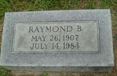 VOWELS, RAYMOND B - Craighead County, Arkansas   RAYMOND B VOWELS - Arkansas Gravestone Photos