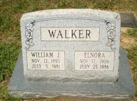 WALKER, ELNORA - Craighead County, Arkansas | ELNORA WALKER - Arkansas Gravestone Photos