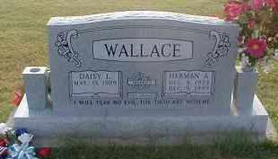 WALLACE, HERMAN A. - Craighead County, Arkansas   HERMAN A. WALLACE - Arkansas Gravestone Photos