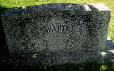 WARD, ANNIE B - Craighead County, Arkansas | ANNIE B WARD - Arkansas Gravestone Photos