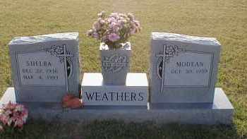 WEATHERS, SHELBA - Craighead County, Arkansas | SHELBA WEATHERS - Arkansas Gravestone Photos