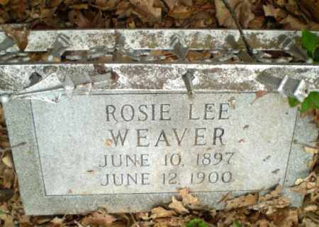 WEAVER, ROSIE LEE - Craighead County, Arkansas | ROSIE LEE WEAVER - Arkansas Gravestone Photos