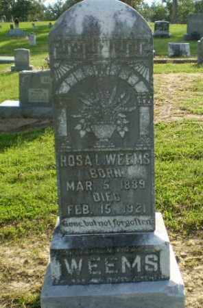WEEMS, ROSA L - Craighead County, Arkansas | ROSA L WEEMS - Arkansas Gravestone Photos