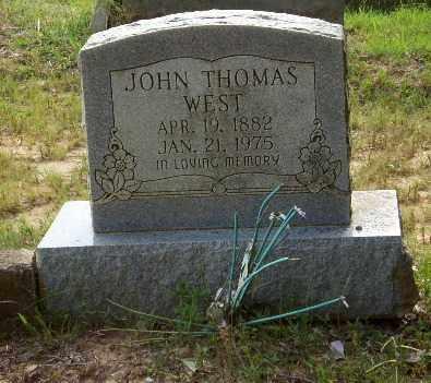 WEST, JOHN THOMAS - Craighead County, Arkansas | JOHN THOMAS WEST - Arkansas Gravestone Photos