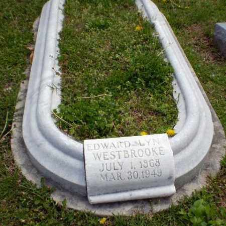 WESTBROOKE, EDWARD LYN - Craighead County, Arkansas | EDWARD LYN WESTBROOKE - Arkansas Gravestone Photos