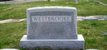 WESTBROOKE FAMILY, MONUMENT - Craighead County, Arkansas | MONUMENT WESTBROOKE FAMILY - Arkansas Gravestone Photos