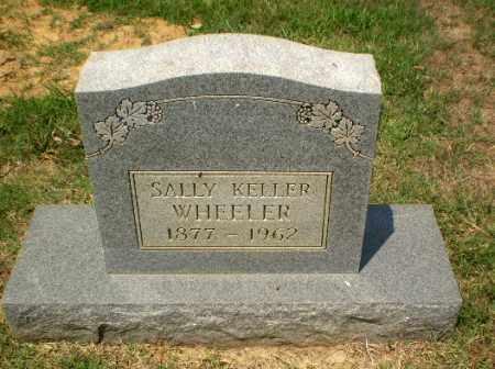 KELLER WHEELER, SALLY - Craighead County, Arkansas | SALLY KELLER WHEELER - Arkansas Gravestone Photos
