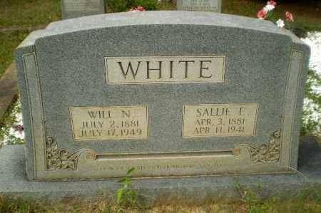 WHITE, WILL N - Craighead County, Arkansas | WILL N WHITE - Arkansas Gravestone Photos