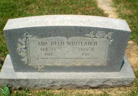 WHITLATCH, ADA - Craighead County, Arkansas | ADA WHITLATCH - Arkansas Gravestone Photos