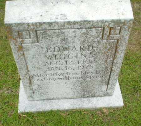 WIGGINS, EDWARD - Craighead County, Arkansas | EDWARD WIGGINS - Arkansas Gravestone Photos