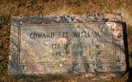 WILLIAMS, EDWARD LEE - Craighead County, Arkansas | EDWARD LEE WILLIAMS - Arkansas Gravestone Photos