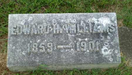WILLIAMS, EDWARD H - Craighead County, Arkansas | EDWARD H WILLIAMS - Arkansas Gravestone Photos