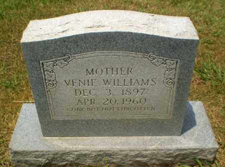 WILLIAMS, VENIE - Craighead County, Arkansas | VENIE WILLIAMS - Arkansas Gravestone Photos