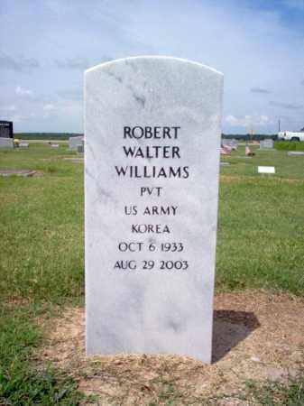 WILLIAMS (VETERAN KOR), ROBERT WALTER - Craighead County, Arkansas   ROBERT WALTER WILLIAMS (VETERAN KOR) - Arkansas Gravestone Photos