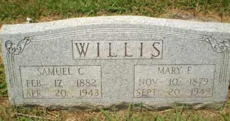 WILLIS, SAMUEL C - Craighead County, Arkansas | SAMUEL C WILLIS - Arkansas Gravestone Photos
