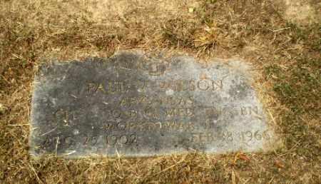 WILSON  (VETERAN WWII), PAUL V - Craighead County, Arkansas | PAUL V WILSON  (VETERAN WWII) - Arkansas Gravestone Photos