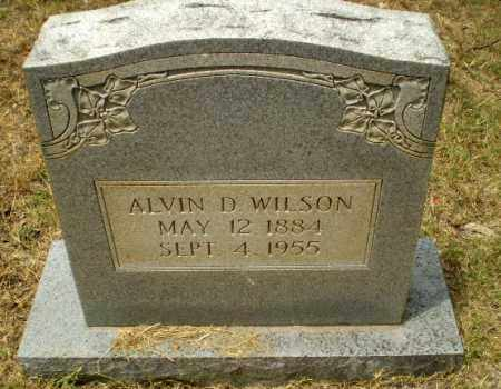 WILSON, ALVIN D - Craighead County, Arkansas | ALVIN D WILSON - Arkansas Gravestone Photos