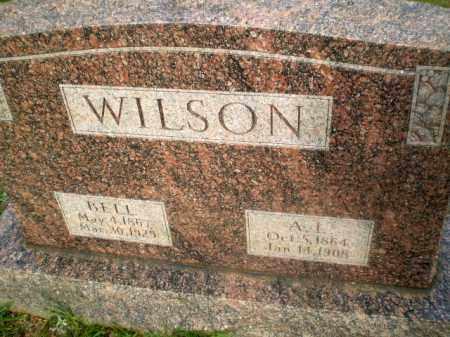 WILSON, A.L. - Craighead County, Arkansas | A.L. WILSON - Arkansas Gravestone Photos