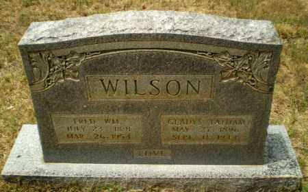 TATHAM WILSON, GLADYS - Craighead County, Arkansas | GLADYS TATHAM WILSON - Arkansas Gravestone Photos