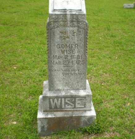 WISE, GOMER - Craighead County, Arkansas | GOMER WISE - Arkansas Gravestone Photos