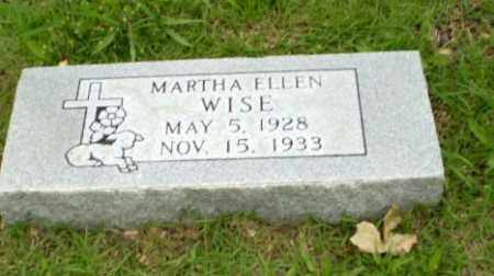 WISE, MARTHA - Craighead County, Arkansas | MARTHA WISE - Arkansas Gravestone Photos
