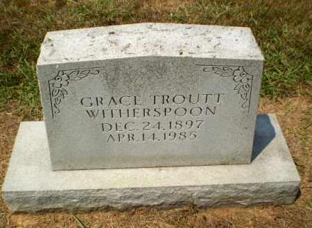 WITHERSPOON, GRACE - Craighead County, Arkansas | GRACE WITHERSPOON - Arkansas Gravestone Photos