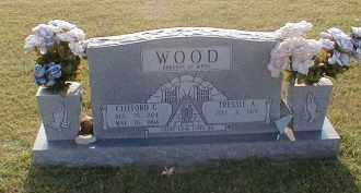WOOD, CLIFFORD G. - Craighead County, Arkansas | CLIFFORD G. WOOD - Arkansas Gravestone Photos