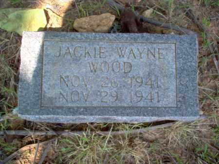 WOOD, JACKIE WAYNE - Craighead County, Arkansas | JACKIE WAYNE WOOD - Arkansas Gravestone Photos