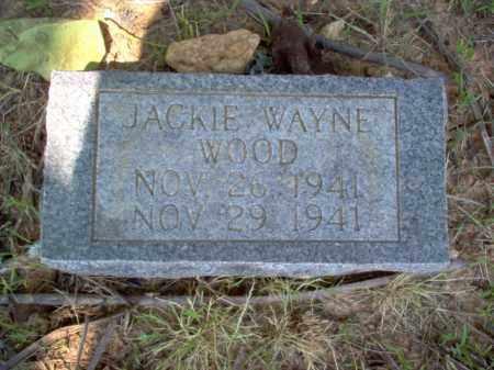 WOOD, JACKIE WAYNE - Craighead County, Arkansas   JACKIE WAYNE WOOD - Arkansas Gravestone Photos