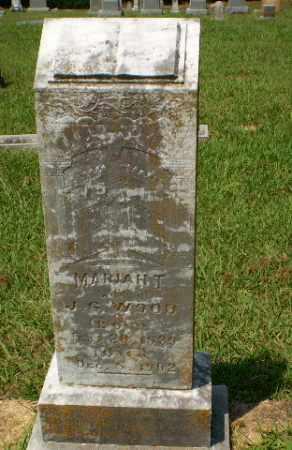 WOOD, MARIAH T - Craighead County, Arkansas | MARIAH T WOOD - Arkansas Gravestone Photos
