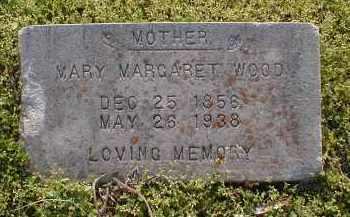 YATES WOOD, MARY MARGARET - Craighead County, Arkansas   MARY MARGARET YATES WOOD - Arkansas Gravestone Photos