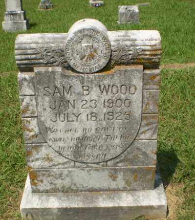 WOOD, SAM B - Craighead County, Arkansas   SAM B WOOD - Arkansas Gravestone Photos