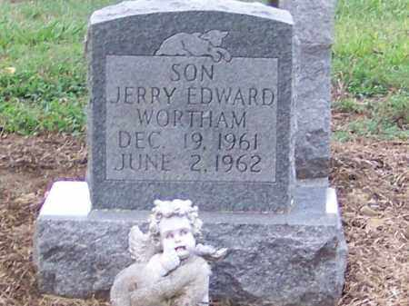 WORTHAM, JERRY EDWARD - Craighead County, Arkansas | JERRY EDWARD WORTHAM - Arkansas Gravestone Photos